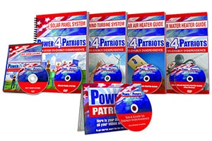 power 4patriots patriots food survival patriot solar kits generator powered